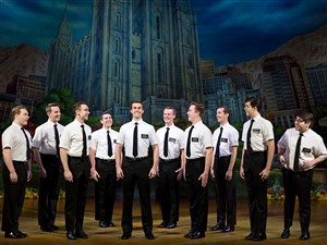 The Book of Mormon at Ed Mirvish Theatre