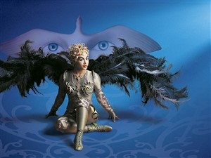 Alegria: Cirque du Soleil in Toronto