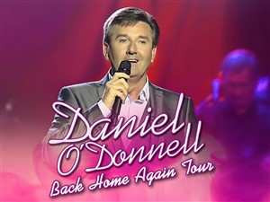 Daniel O'Donnell at Centre in the Square