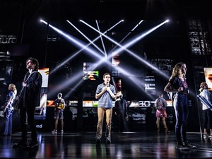 Dear Evan Hansen at Royal Alexandra Theatre
