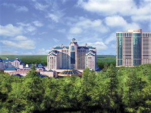 Foxwoods Casino with Turning Stone