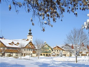 Frankenmuth Shopping & Free Time