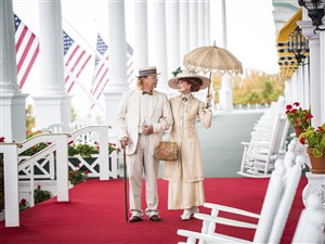 Mackinac Island & The Grand Hotel