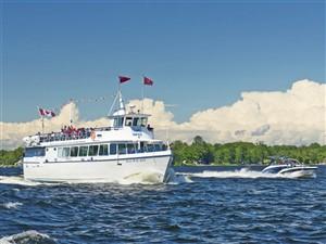 30,000 Islands Cruise