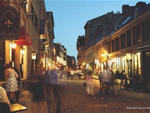 Montreal Getaway