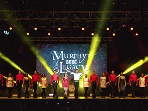 Murphy's Celtic Legacy at the Sanderson Centre