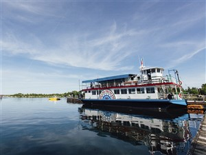 Orillia Boat Cruise & Opera House