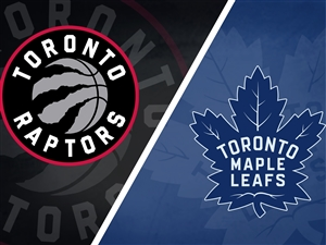 Toronto Maple Leafs & Raptors in NYC