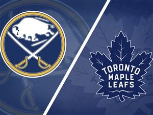 Toronto Maple Leafs at Buffalo Sabres