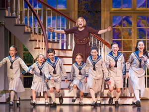 The Sound of Music at Princess of Wales Theatre