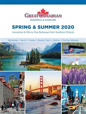 2020 Spring & Summer Catalogue