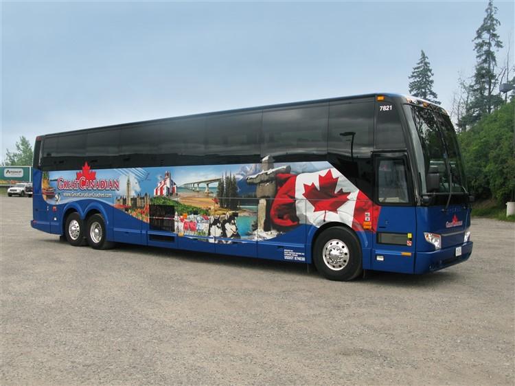 Our Luxury Motor Coaches Tour Bus Fleet