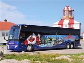 Motorcoach Rentals