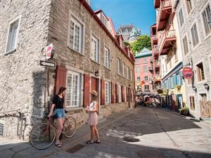 Quebec City Bus Tour